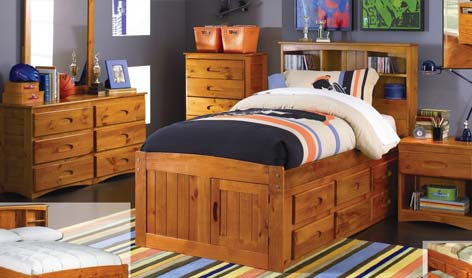 Captains Beds & Day Beds